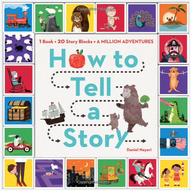 How to Tell a Story: 1 Book + 20 Story Blocks = A Million Adventures Just $14.53!