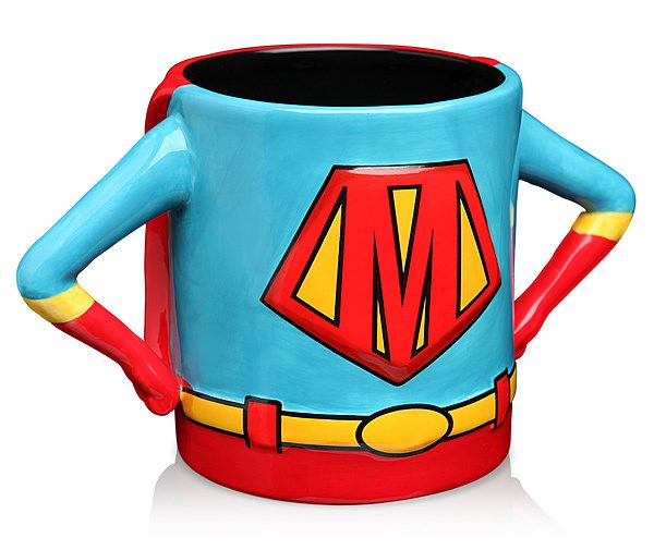 Superhero Mom Mug Only $12.99!