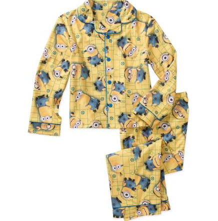 Despicable Me Boys' Licensed Coat Sleep Set Only $5.00 + FREE Store Pickup (Reg. $11.97)!