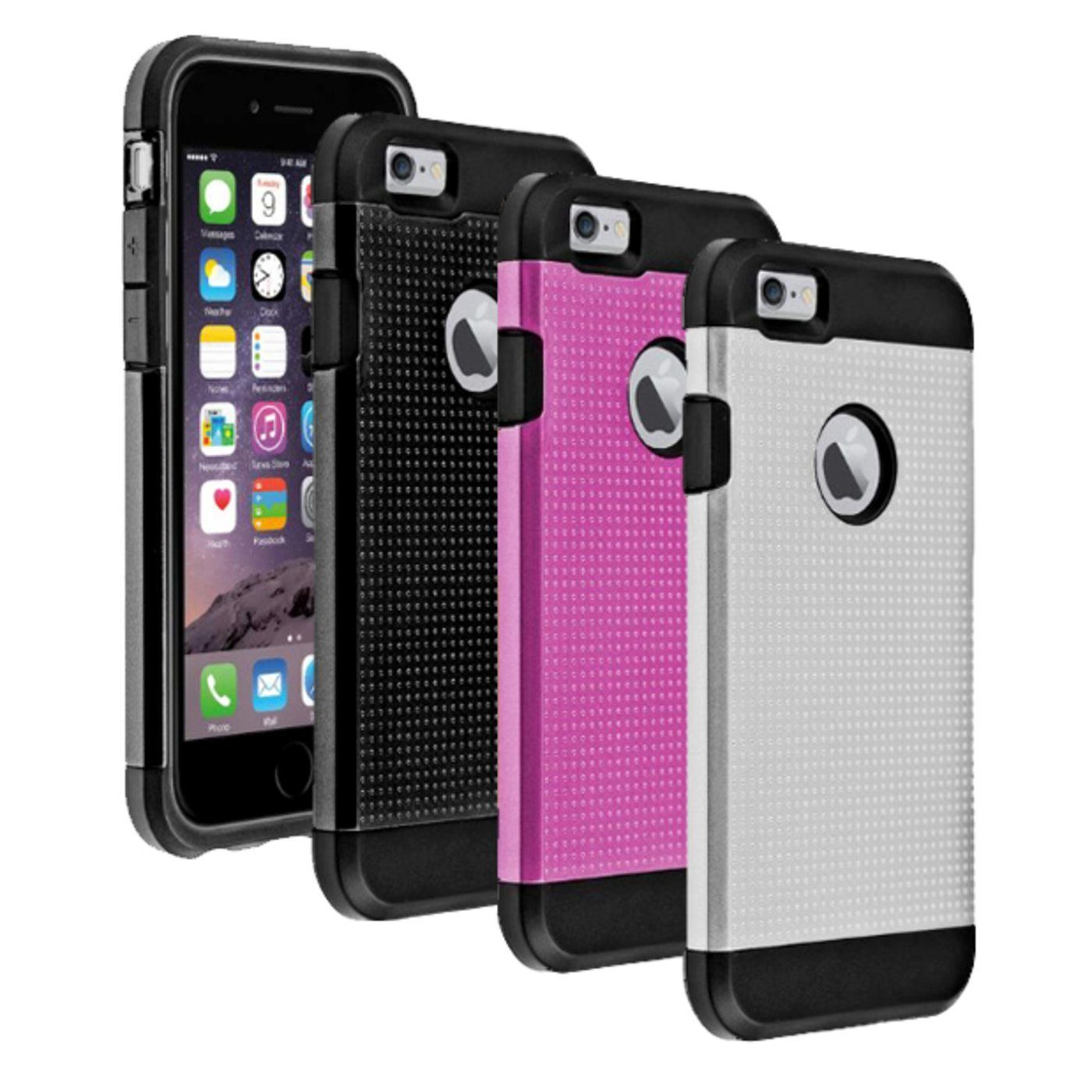 TOCCs iPhone 6 Defender Cases ONLY $4.99 SHIPPED (was $25)!