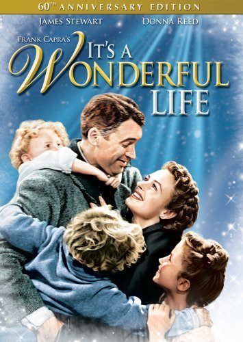 60th Anniversary Edition : It's A Wonderful Life Only $12.96!