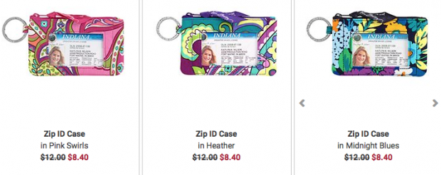 Vera Bradley 25% Off Entire Purchase Plus FREE Shipping!