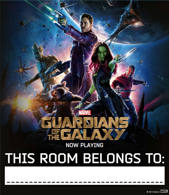 FREE Guardians Of The Galaxy Printable Activity Kit!  29 Pages!