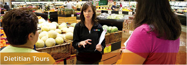 Market Street Offers FREE Dietician Tours!