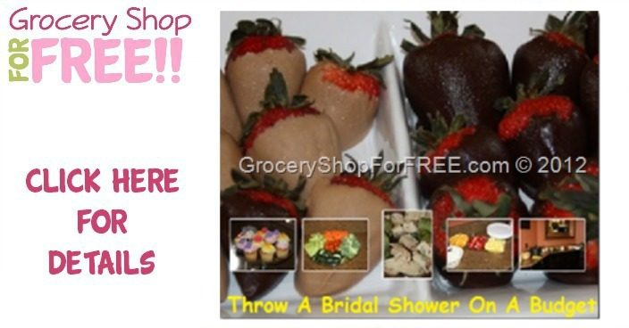 Throw A Bridal Shower On A Budget!