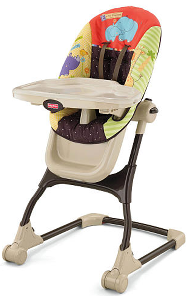 Fisher Price High Chair Just $9!!  Down From $90!