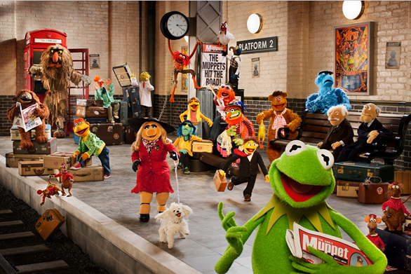 More FREE Disney's Muppets Most Wanted Printables!