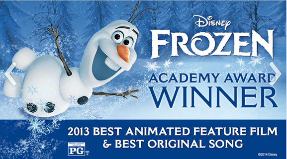 Disney's Frozen Soundtrack CD Just $8.99!