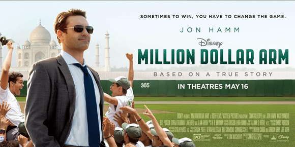 Dallas Readers: FREE Tickets To Million Dollar Arm!