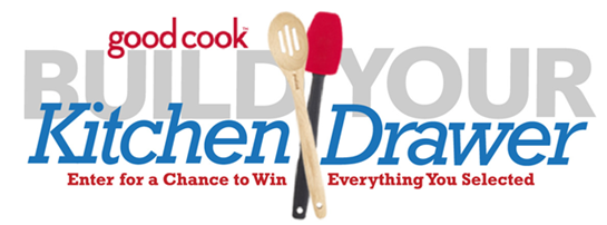 Good Cook Giveaway!  Build Your Own Kitchen Drawer Tool Set And Win!