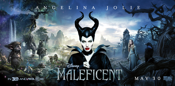 FREE Maleficent Scene Maker!