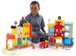 Imaginext Rescue City Center Just $19.98! (reg. $49.99)