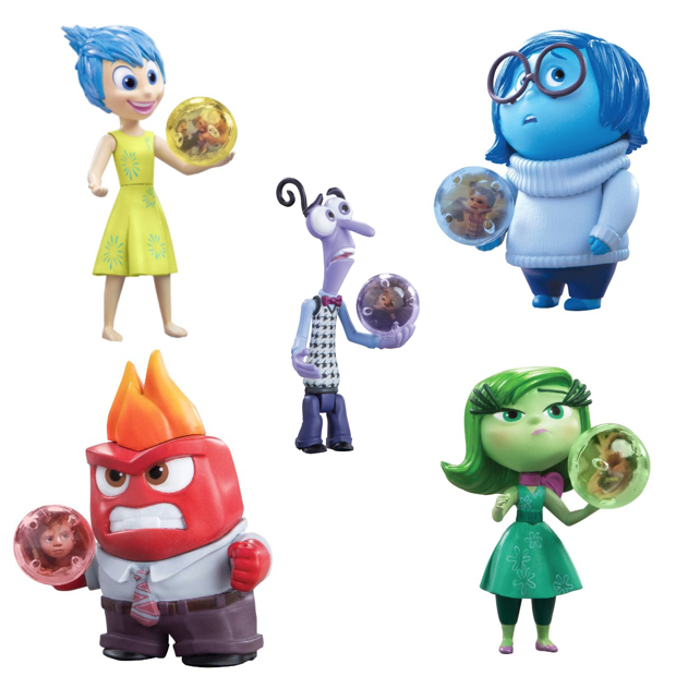 Inside Out Figures As Low As $8.75!