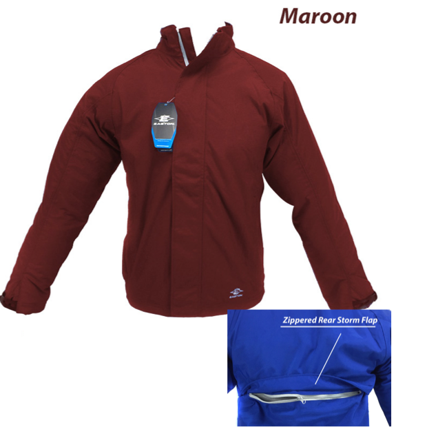 Easton EQ3 Midweight Polar Fleece Lined Waterproof Jacket Just $20 Or $35/2! Ships FREE!