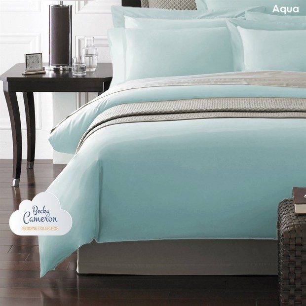 Becky Cameron 1800 Series 3-Pc Duvet Cover Set Only $28.99!