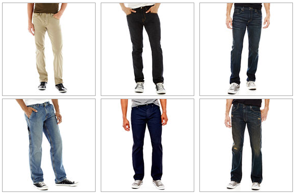 Get 2 Pair Of Jeans For The Price Of One! As Low As $15/Pair!