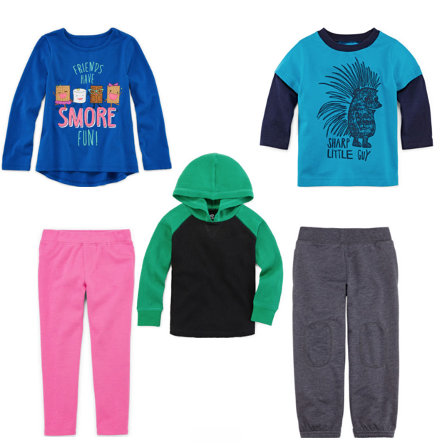 Kids Clothes - 5 Pcs Only $3.39 Each!