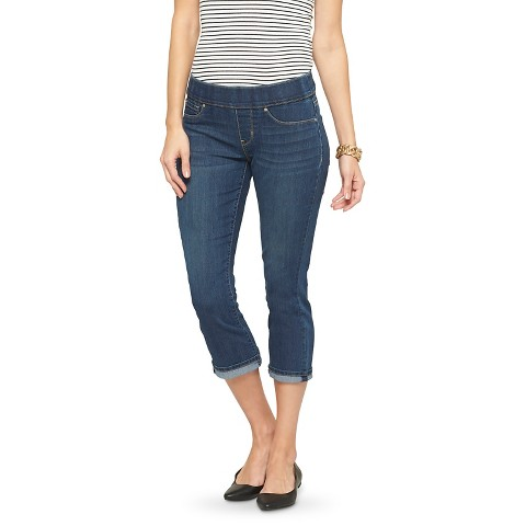 Levi's - Modern Pull On Cropped Jean Only $14.99 At Target!