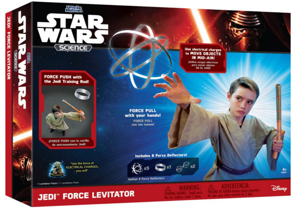 Uncle Milton - Star Wars Science - Jedi Force Levitator Just $15 Down From $25!