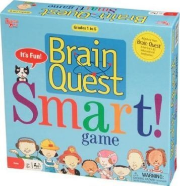 Brain Quest Smart Game Only $15.89! (Reg. $25)