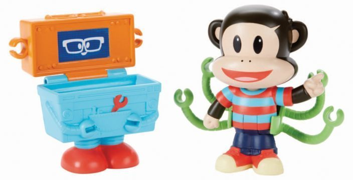 Julius Jr. & Tool-Box-a-Lot Figure Pk Just $1.98 Down From $5.50!