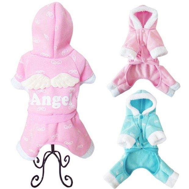 Winter Jumpsuit For Dogs Just $10.22! Ships FREE!