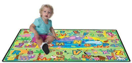 Price Drop! Jungle Fun ABC Play Mat Now Only $9.69!