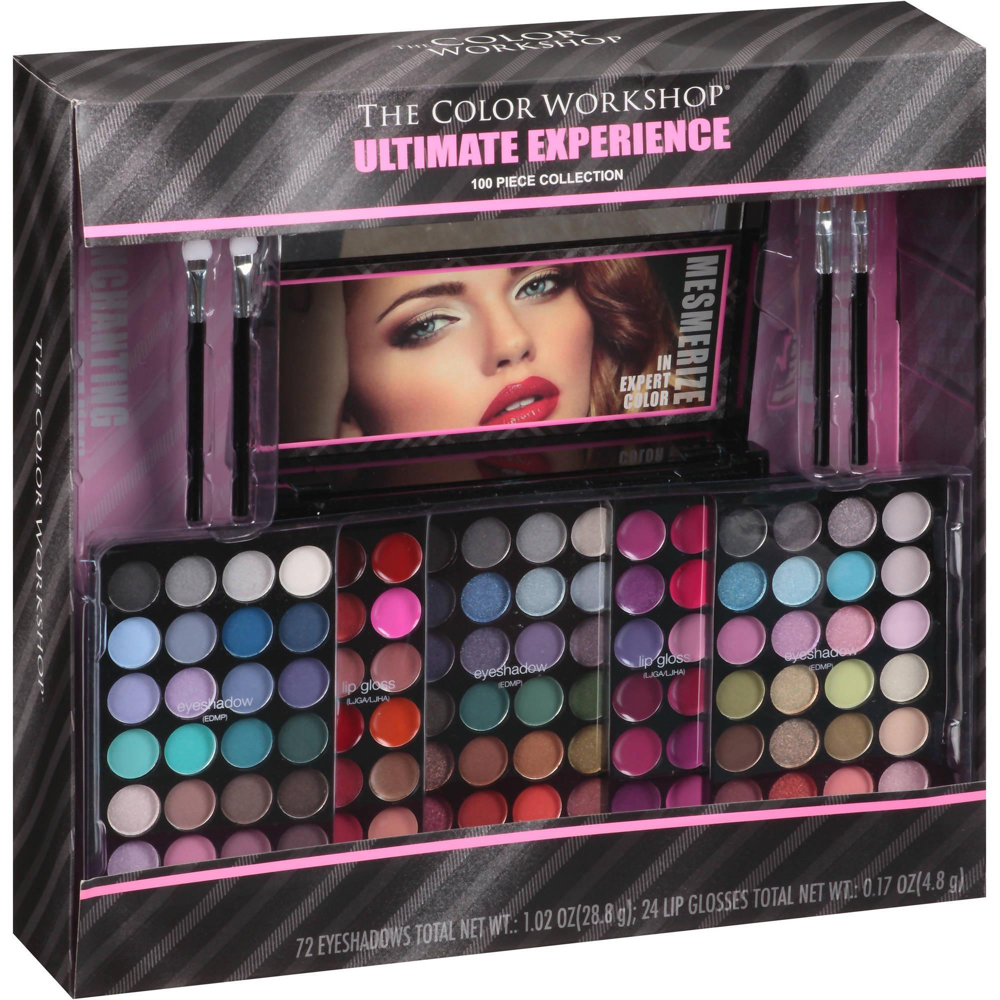 The Color Workshop Ultimate Experience Gift Set Just $7.38! Down From $14.88!