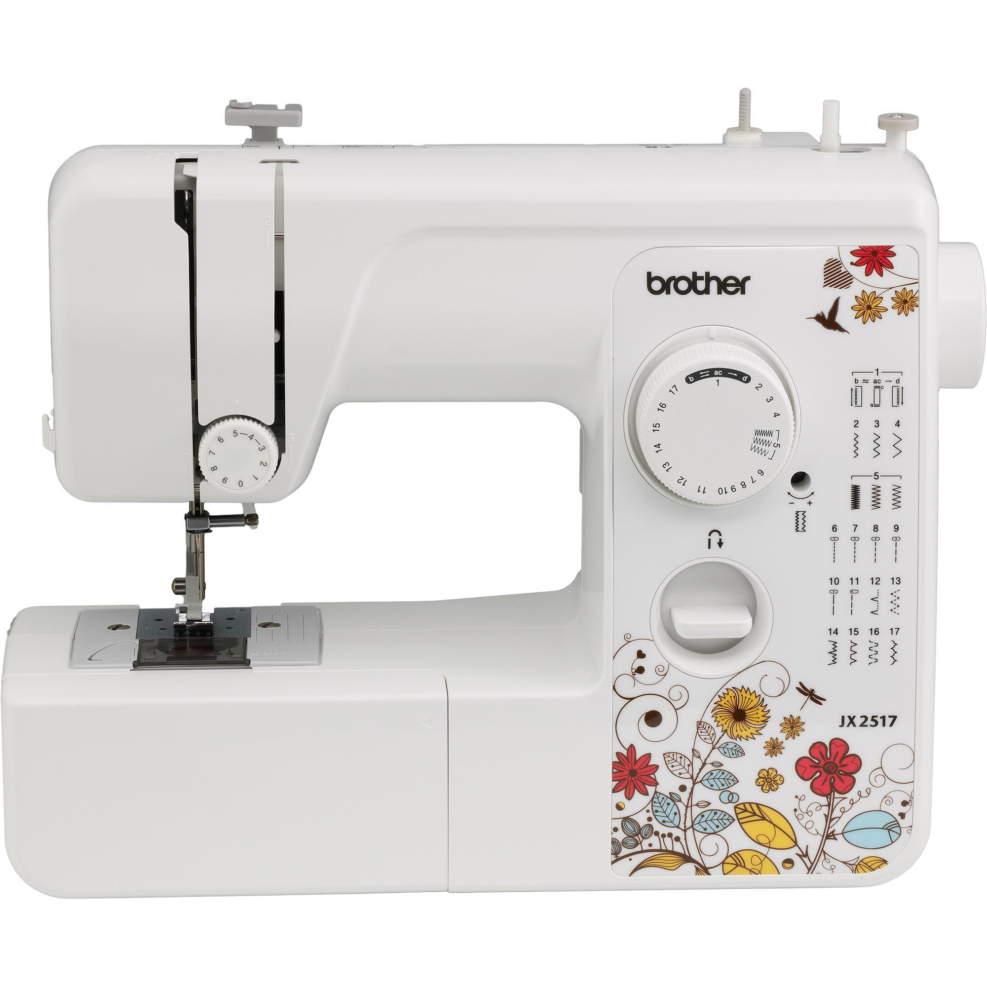 Brother 17 Stitch Sewing Machine Just $69.88! Down From $149.00!