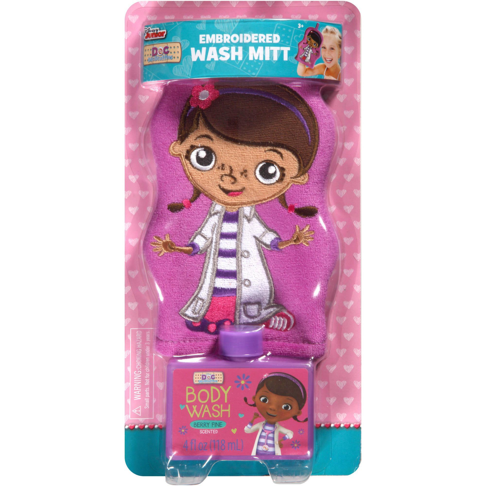 Disney Junior Doc McStuffins Berry Fine Scented Bath Gift Set Just $4.00! Down From $9.88!