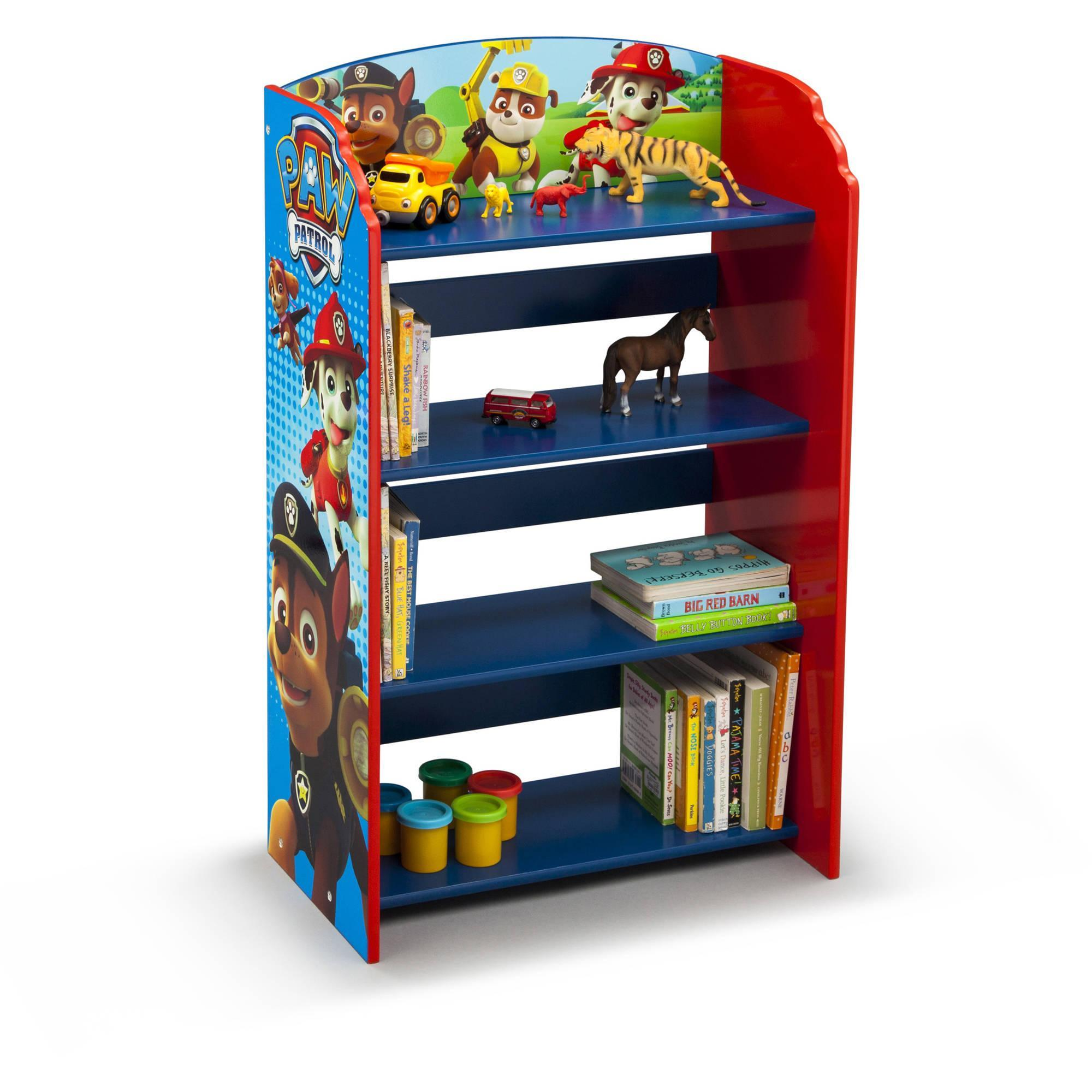 Delta Children PAW Patrol Bookshelf  Just $39.98 Down From $69.98 At Walmart!