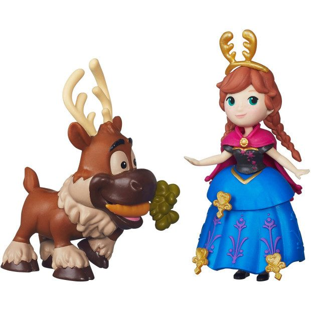 Disney Frozen Little Kingdom Anna and Sven Just $6.99 At Walmart!
