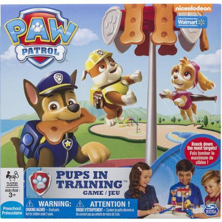 Paw Patrol Pups In Training Game Just $19.96 Down From $39.97 At Walmart!