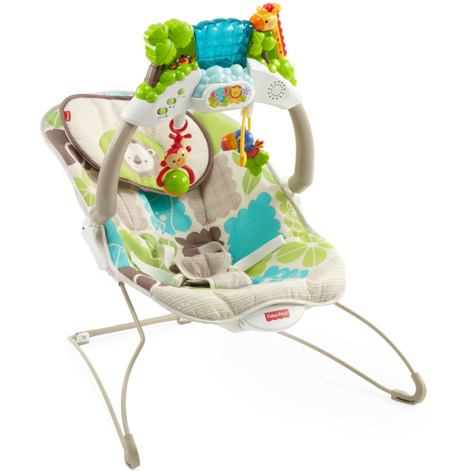 Fisher Price Rain Forrest Bouncer Just $30.52 Down From $59.44!