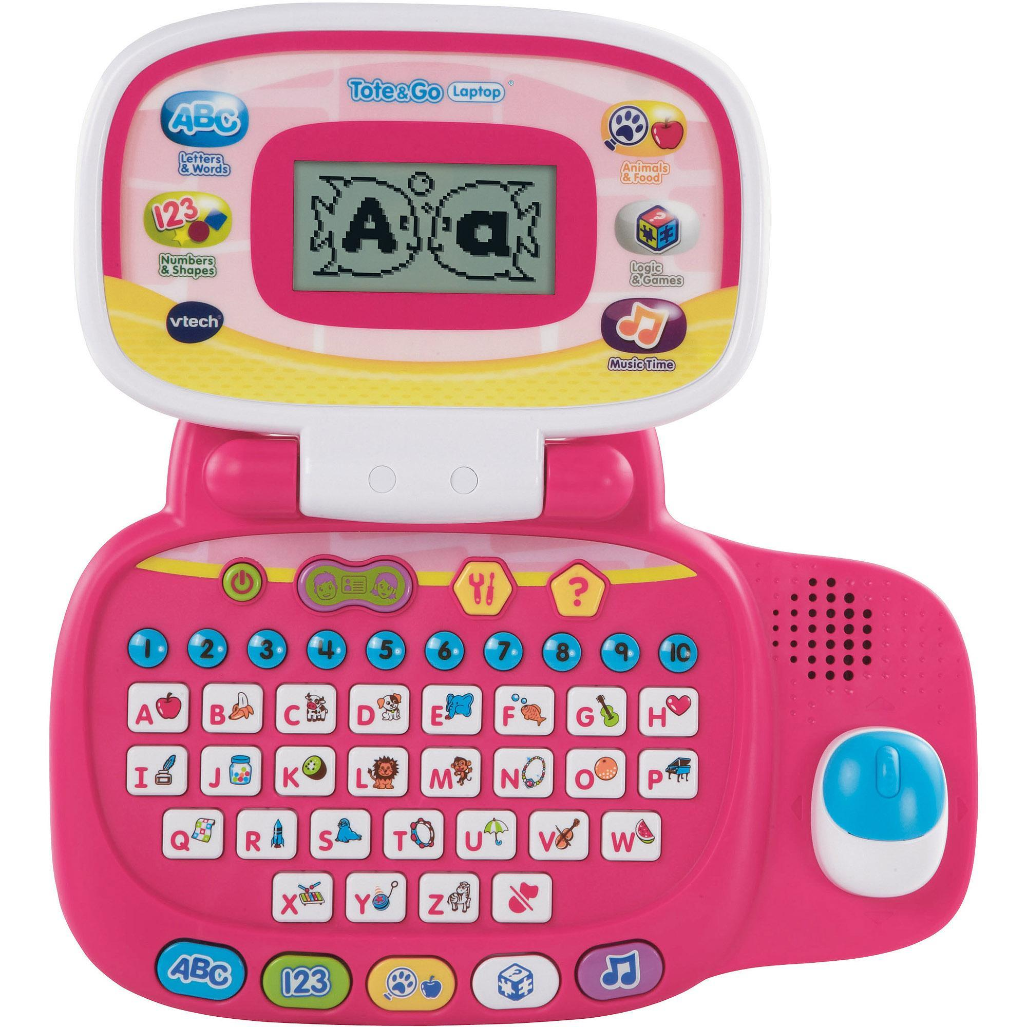 VTech Tote & Go Laptop Just $13.60! Down From $35.00!