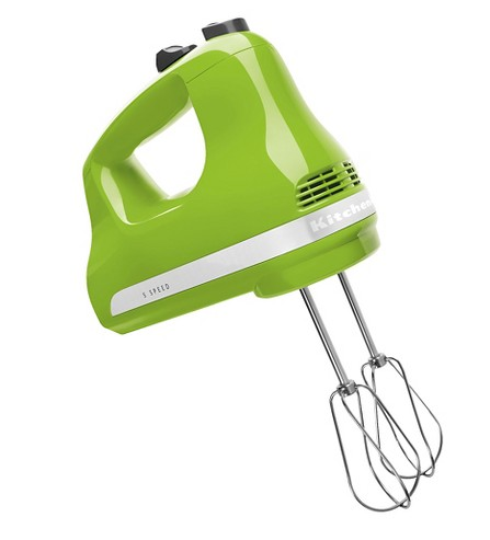 KitchenAid® 5-Speed Hand Mixer Only $30! (Reg. $39)