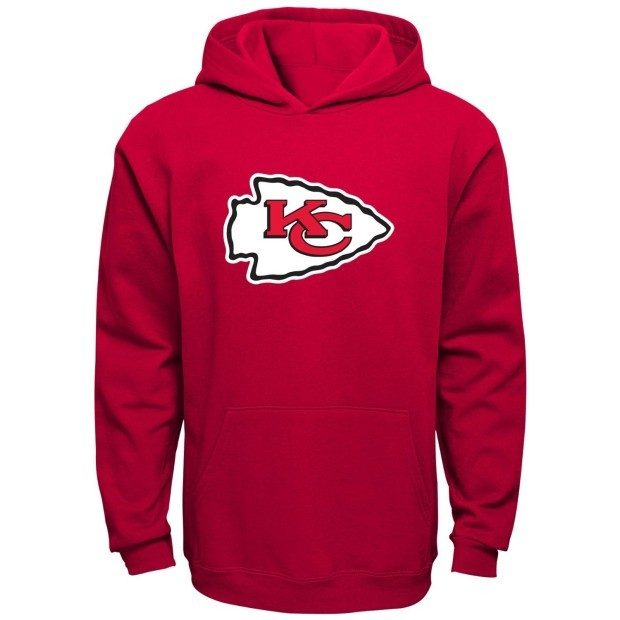 NFL Boys 8-20 Primary Logo Fleece Hoodie Starting At $11! (Reg. $45)