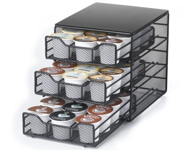 Keurig Brewed 3-tier K-Cup Storage Drawer Only $15.99!