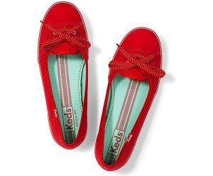 Keds Teacup In Red Just $45 Plus FREE Shipping!