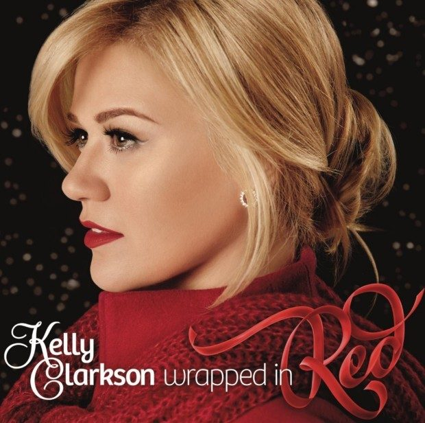 "FREE Kelly Clarkson ""Wrapped In Red"" MP3 Album Download From Google Play!"