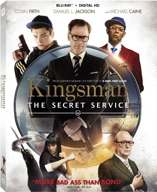 Pre-Order: Kingsman The Secret Service Only $22.99!