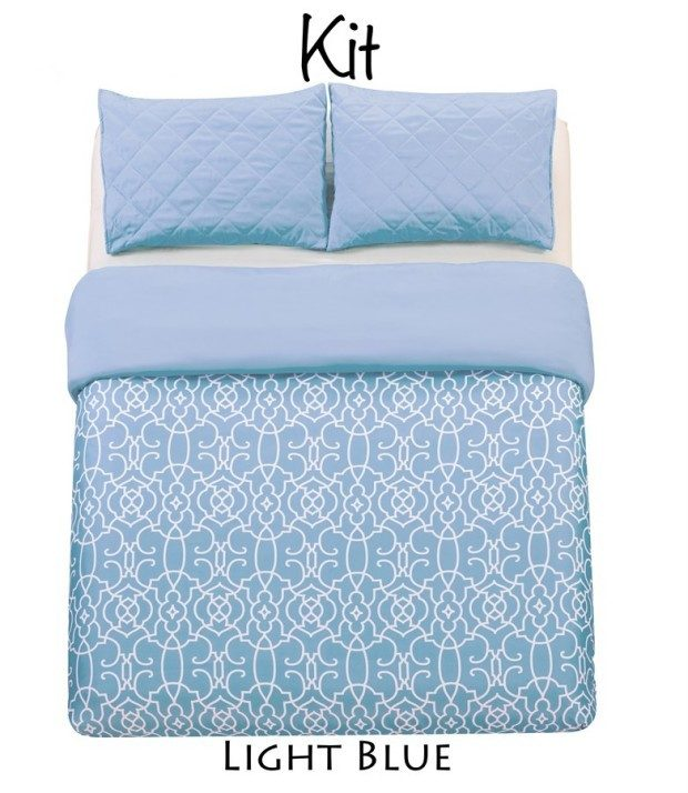 Summertime 3-Piece Duvet Cover Sets Only $29.99!