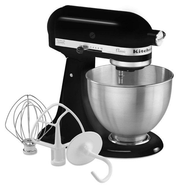 KitchenAid 4.5-Quart Classic Series Stand Mixer $189.97!  Down From $350!!