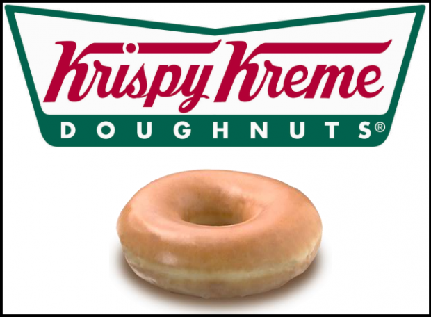 Friday, 4/1! FREE Doughnut At Krispy Kreme!