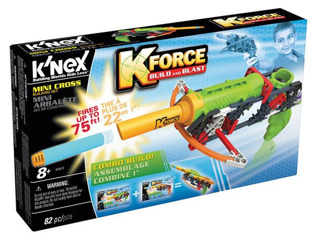 K'nex KForce Build And Blast Only $10.99!