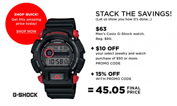 Watches for Dad At Kohl's!