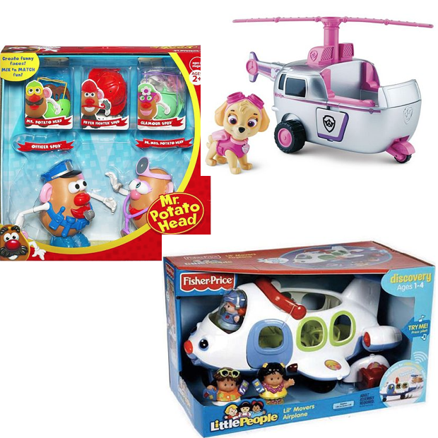 3 Great Toys - Final Cost Just $37.11!