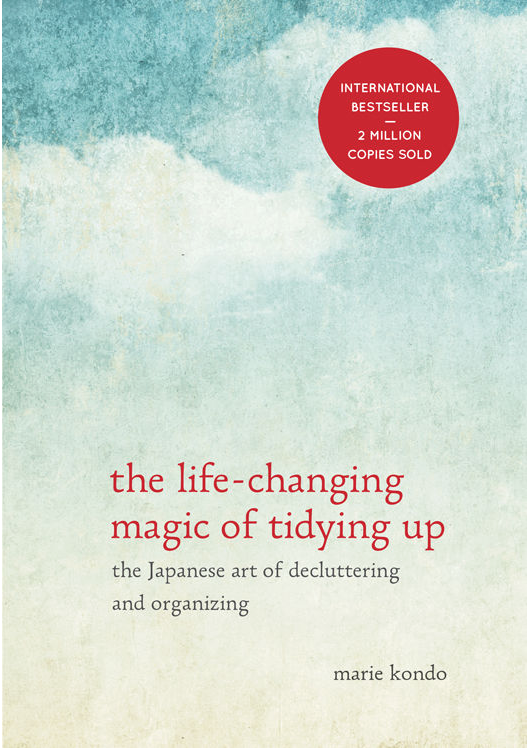 The Life-Changing Magic of Tidying Up By Marie Kondo - eBook Only $7.26!