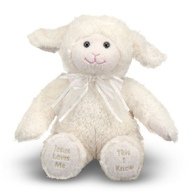 Melissa & Doug Jesus Loves Me Lamb Now Only $14.99!
