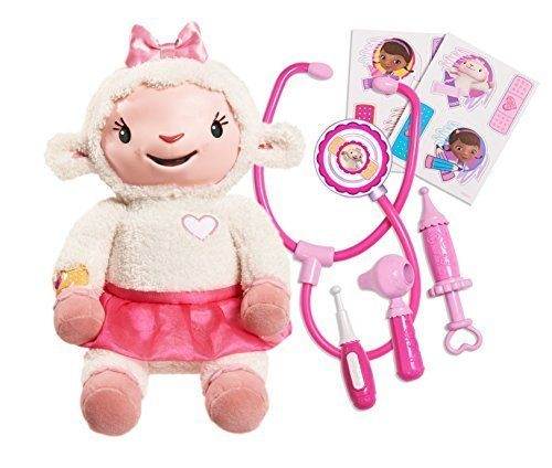Disney Take Care of Me Lambie Plush Just $42.80!